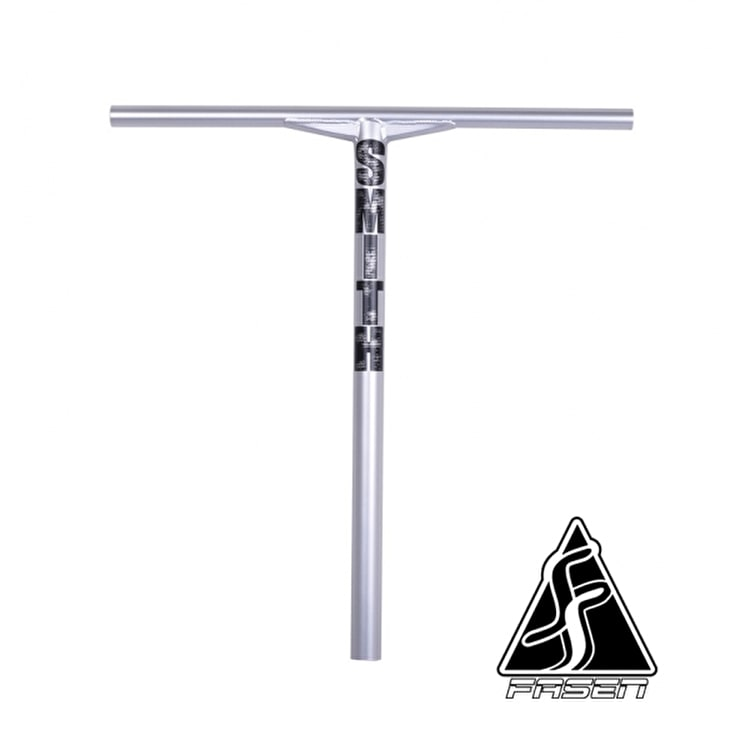 Fasen Smith Scooter Bars - Chrome
